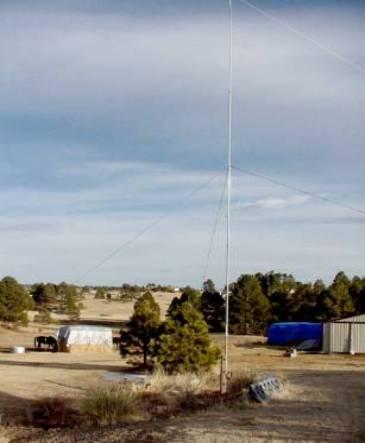 20-Meter JPole Vertical